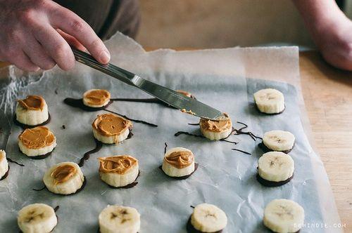 #banana chocolate