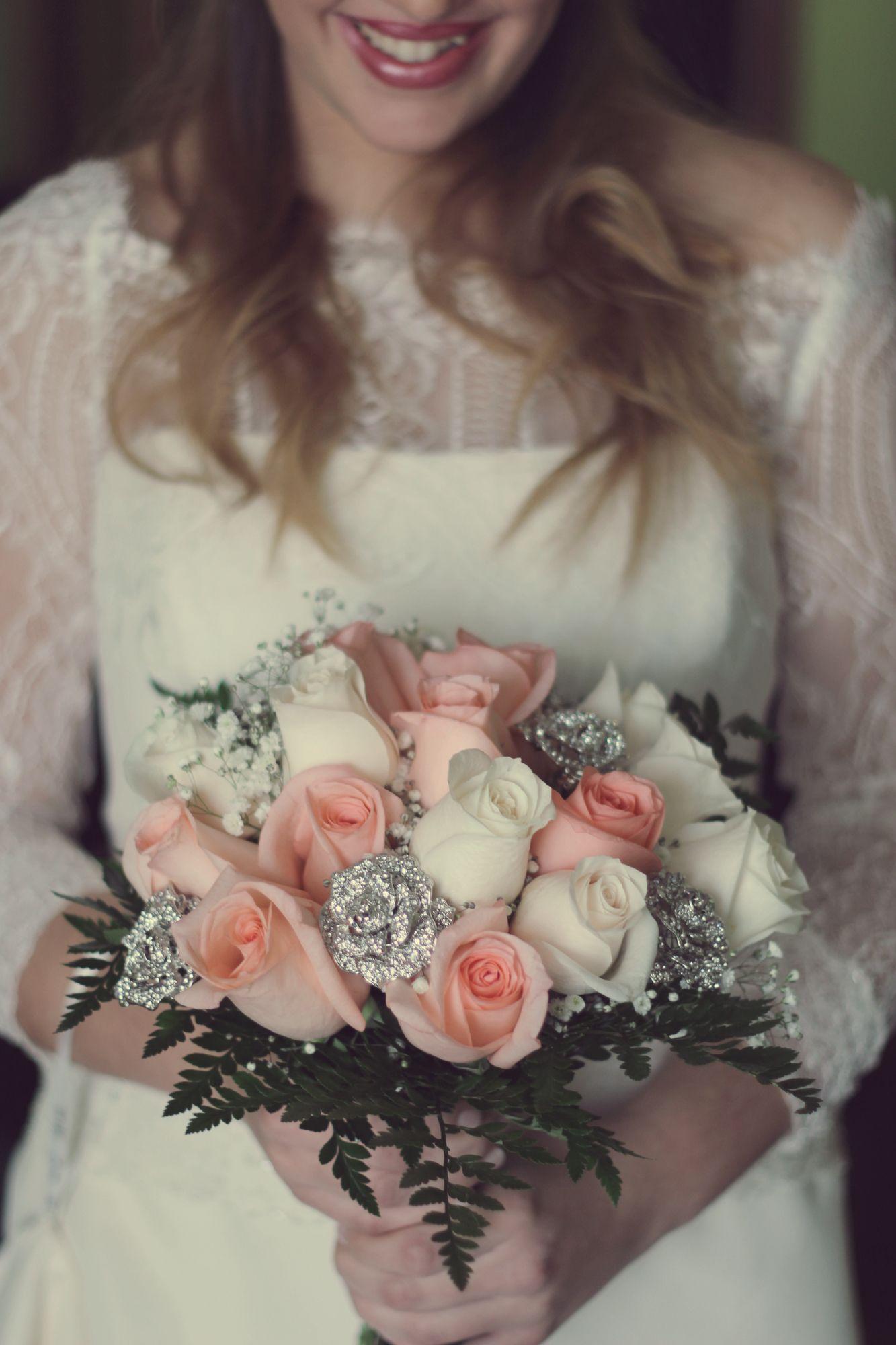 #ramodelanovia, #weddingbouquet