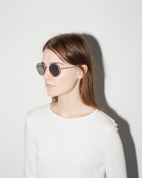 The Row x Oliver Peoples | After Midnight Sunglasses | La ...