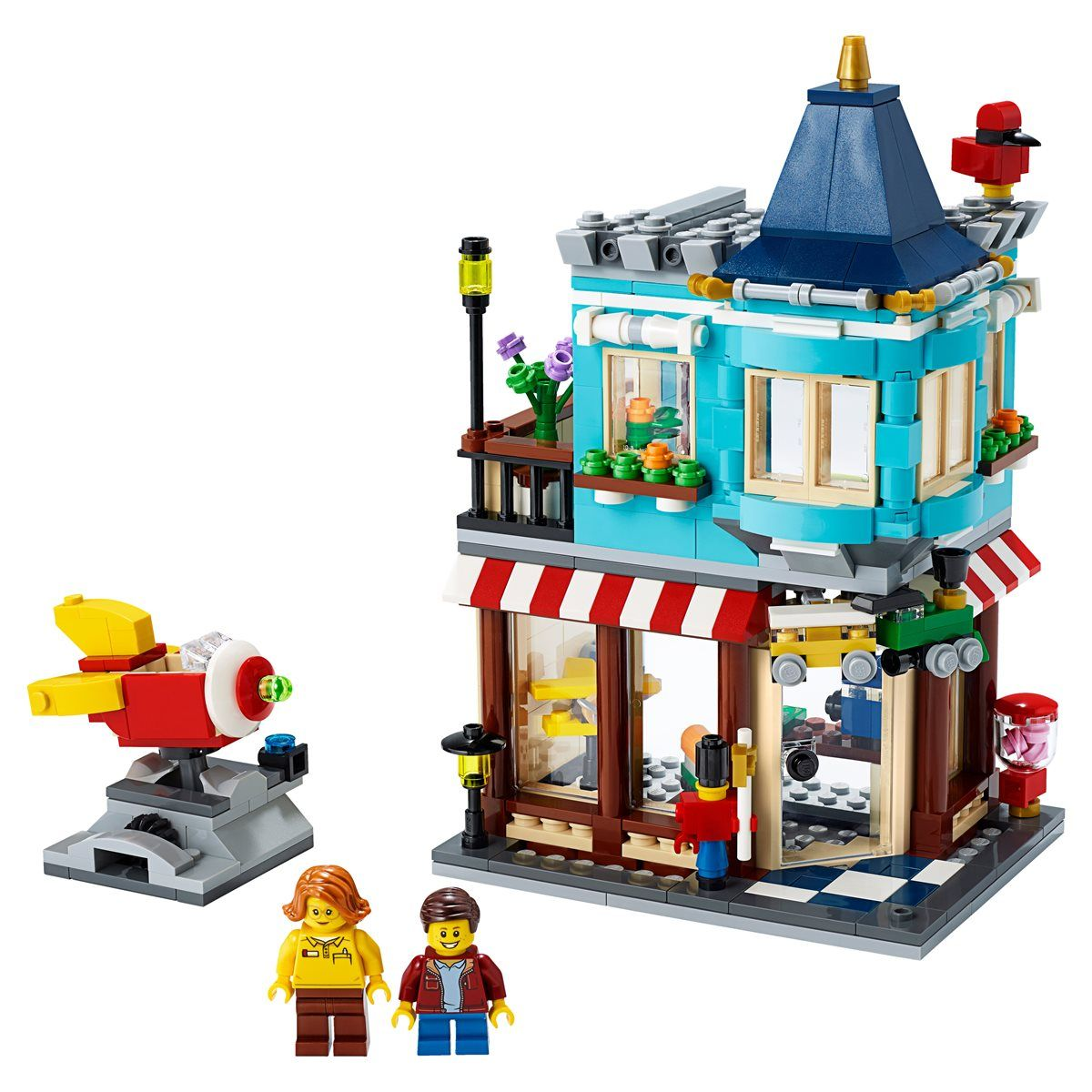Buy LEGO 31105 Creator Townhouse Toy Store at