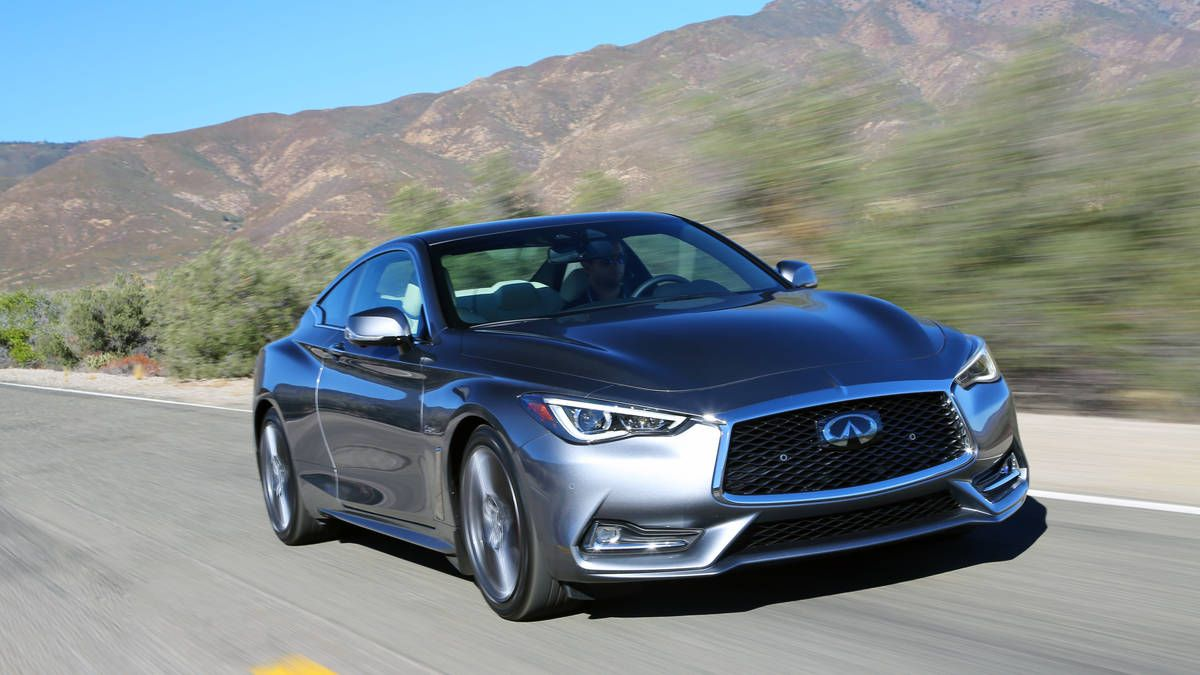 Infiniti Q60 Review With Price Horsepower And Photo Gallery Infiniti Coupe Sports Coupe
