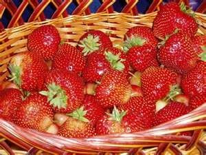 Let S Go Strawberry Pickin Strawberry Nutrition Strawberry Fruit