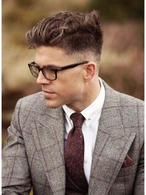 Smart Fade Hairstyle 2 · Mens Hairstyles ProfessionalMens ...