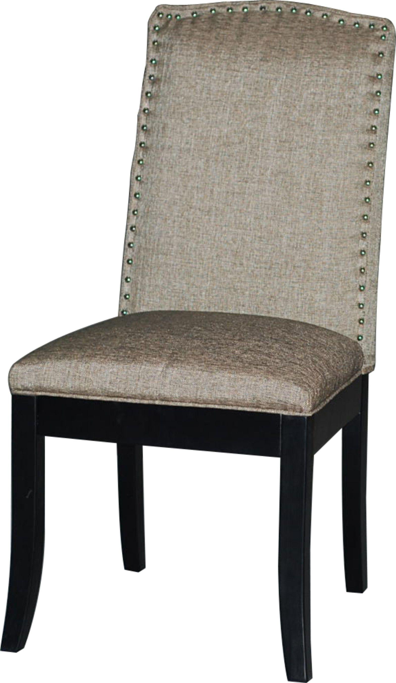Upholstered Back Side Chair Set Of 2  Decor Diy  Pinterest Adorable Side Chairs Dining Room Design Inspiration