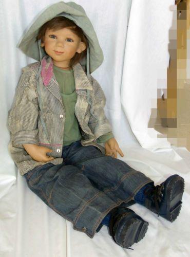 #ANNETTEHIMSTEDT2004 #HIMSTEDT #collectordoll ANNETTE HIMSTEDT 2004 DOLL PAUL for sale