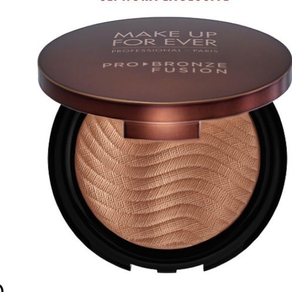 Make Up For Ever Pro Bronze Fusion Bronzer Bronzer Makeup Best Bronzer Natural Bronzer