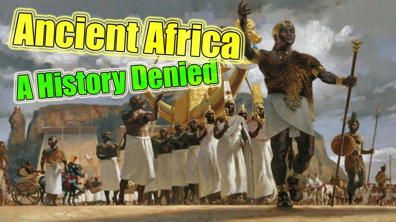 Africa a history denied