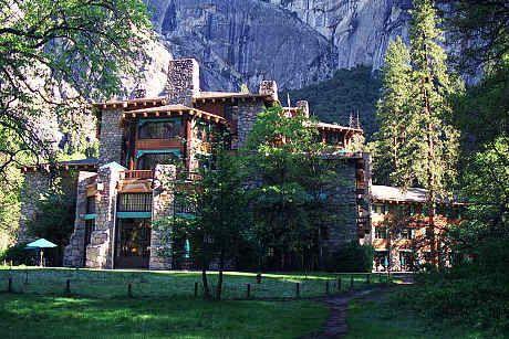 Stay At The Awahnee Hotel Yosemite California