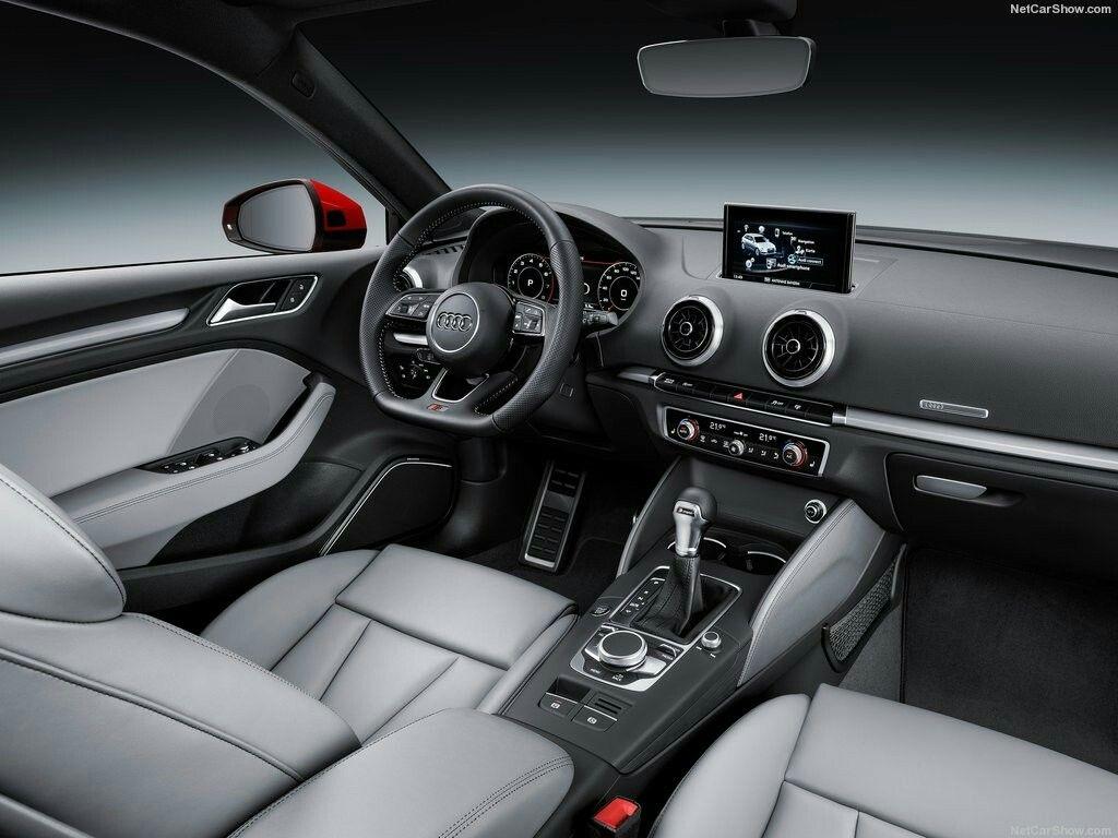 Interieur audi  Interieur Audi A3 2017 | Audi | Pinterest | Audi and Audi a3