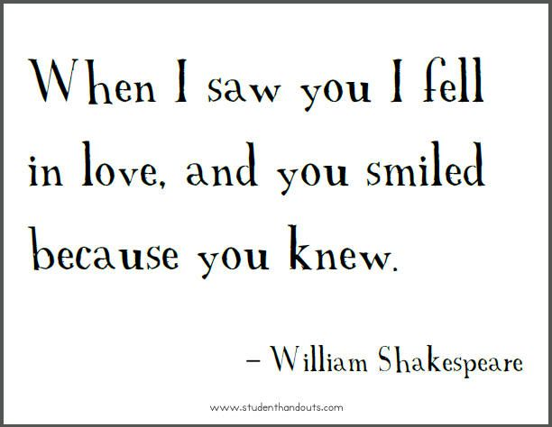shakespeare definition of love His views on what is love put into prose enables all that read his sonnets to interpret shakespeare's definitions of love and lust throughout his sonnets, shakespeare discusses the conflicts that men have with time, such as time vs the body and time vs the mind.