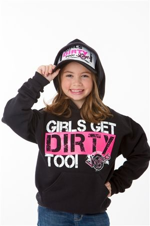 Off road vixens gear for kids!!
