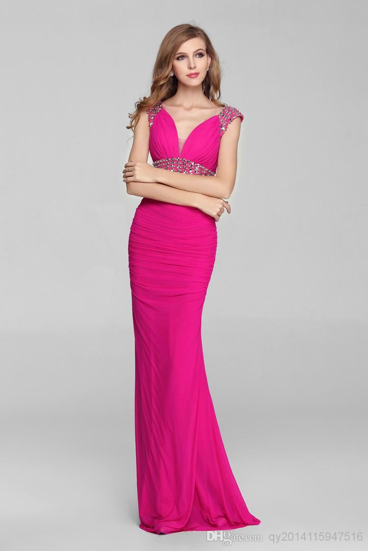 Europe And The United States Sell 2014 Fashion Prom Dresses Buy