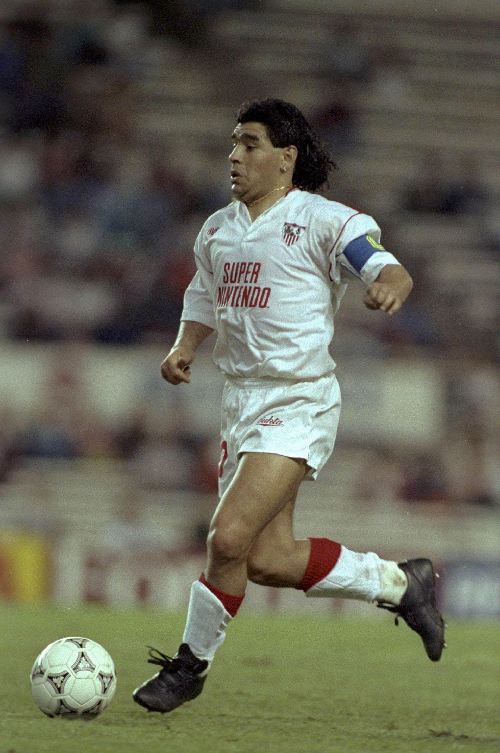 56 looks de Diego Maradona The Legend Diego Maradona