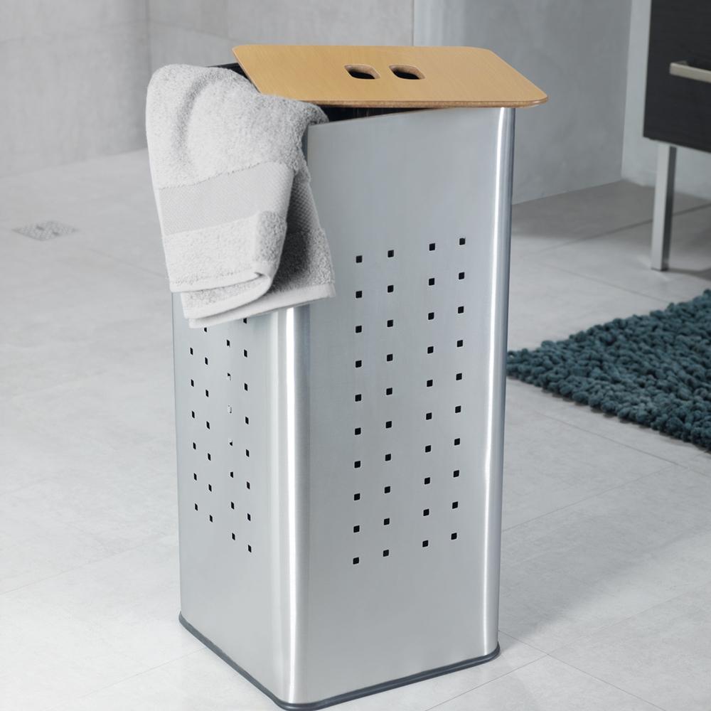Coffre linge salle de bain design recherche google - Coffre de salle de bain ...