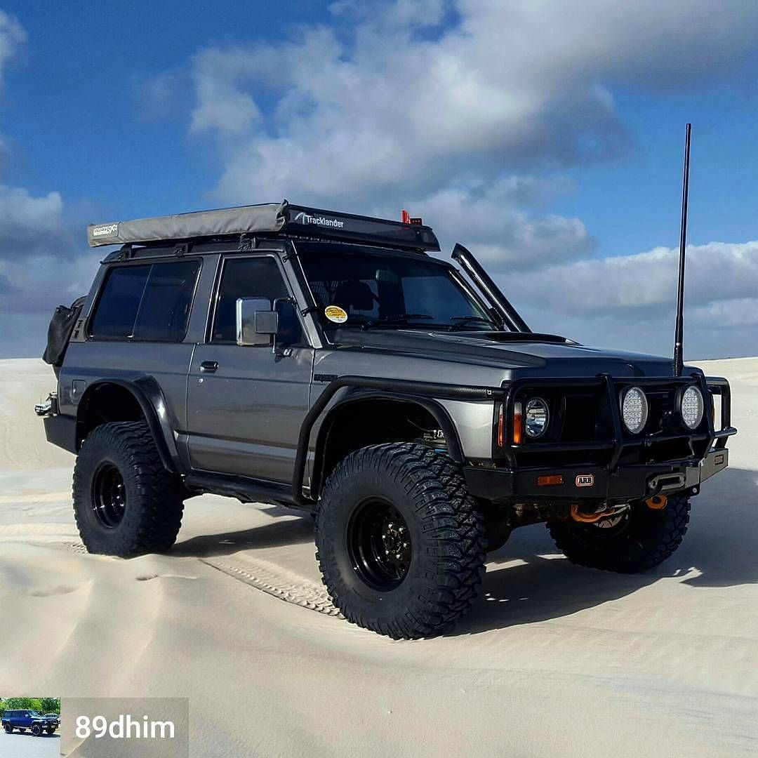 Pin By DvdW On Nissan Patrol