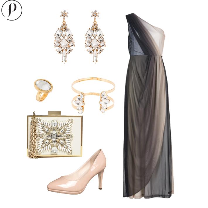 Luxury Night Out: Outfit perfecto para muchas ocasiones esta navidad. Una boda, un festejo por todo lo alto en noche vieja o para una cena de gala