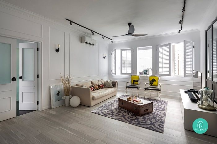 Your home is often a manifestation of your taste character and quirks we dissect nine different home renovation styles as seen in singapores hdb condo