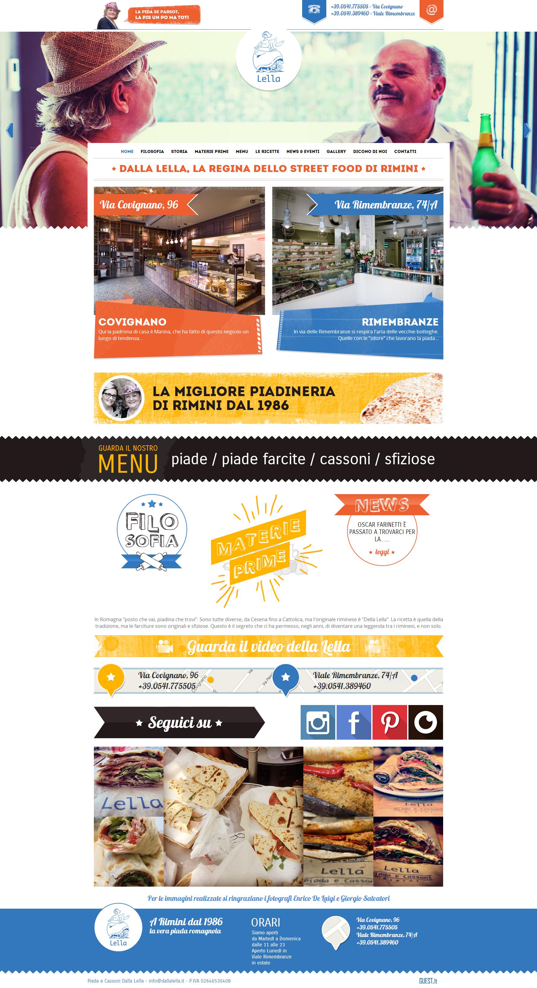 La migliore #piadina della Romagna? Dalla Lellaaaaaaaaaaaaaa :)