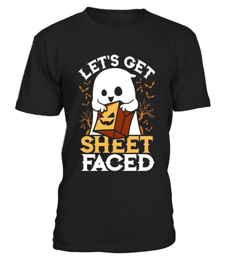 """# Let's Get Sheet Faced TShirt Funny Halloween Saying Ghost .  Special Offer, not available in shops      Comes in a variety of styles and colours      Buy yours now before it is too late!      Secured payment via Visa / Mastercard / Amex / PayPal      How to place an order            Choose the model from the drop-down menu      Click on """"Buy it now""""      Choose the size and the quantity      Add your delivery address and bank details      And that's it!      Tags: Lets Get Sheet Faced…"""