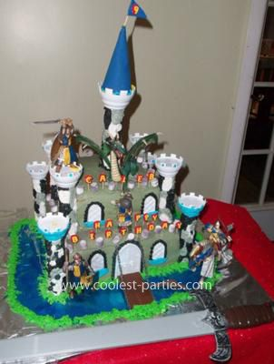 Coolest 9 Year Old Knight Birthday Party Party BOY theme