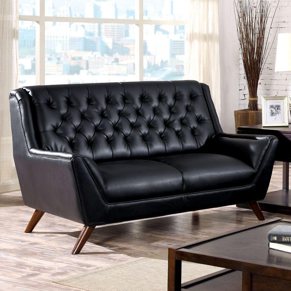 Daine modern tufted loveseat daine modern tufted loveseat tufted sofa