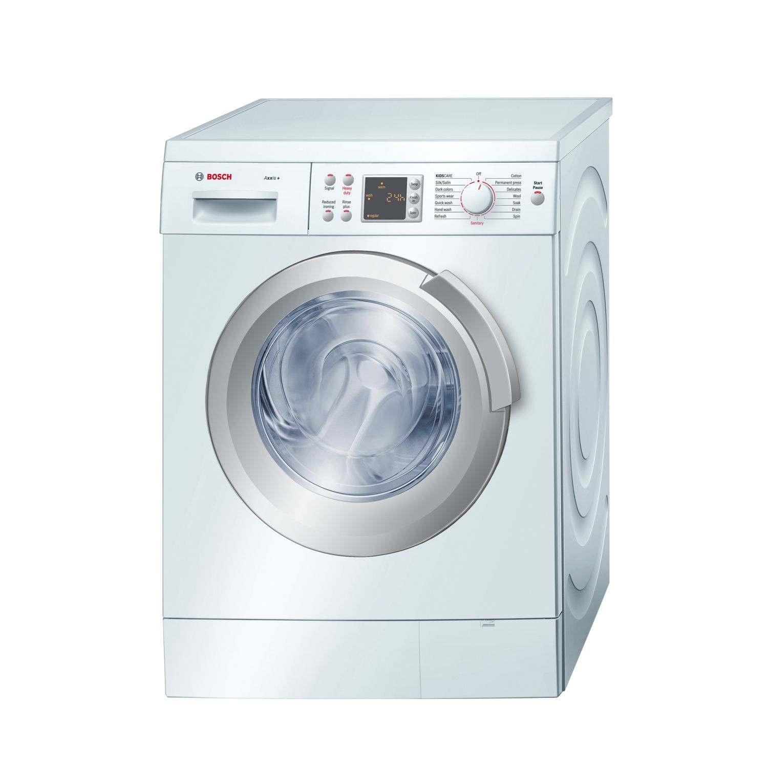 Bosch Axxis 2 2 cu ft Front load Washer White ENERGY STAR Sears