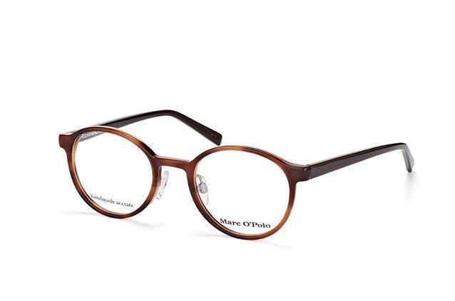 Marc O Polo 503097 60 Perspektivenansicht Brillen Online Modische Brillen Grun Und Braun