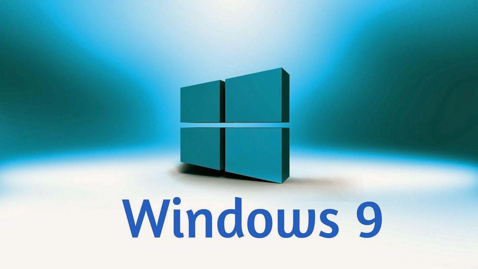 Windows 9 Computer Wallpaper