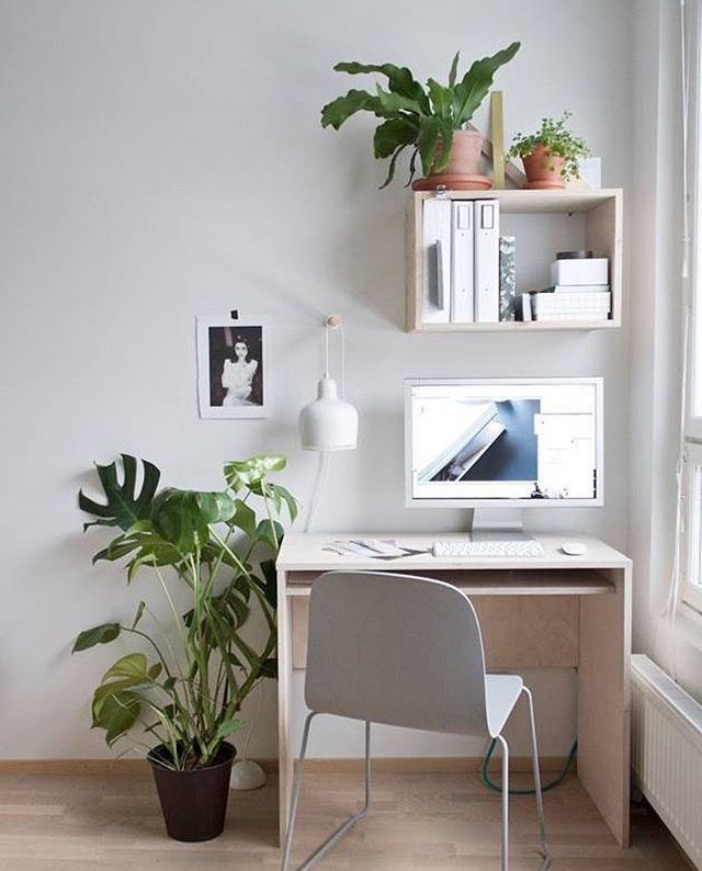 pin by moonchildmoco on new place and space small home office desk rh pinterest com