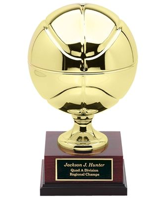 Champions Basketball Trophy Edco Com Coupe Trophee