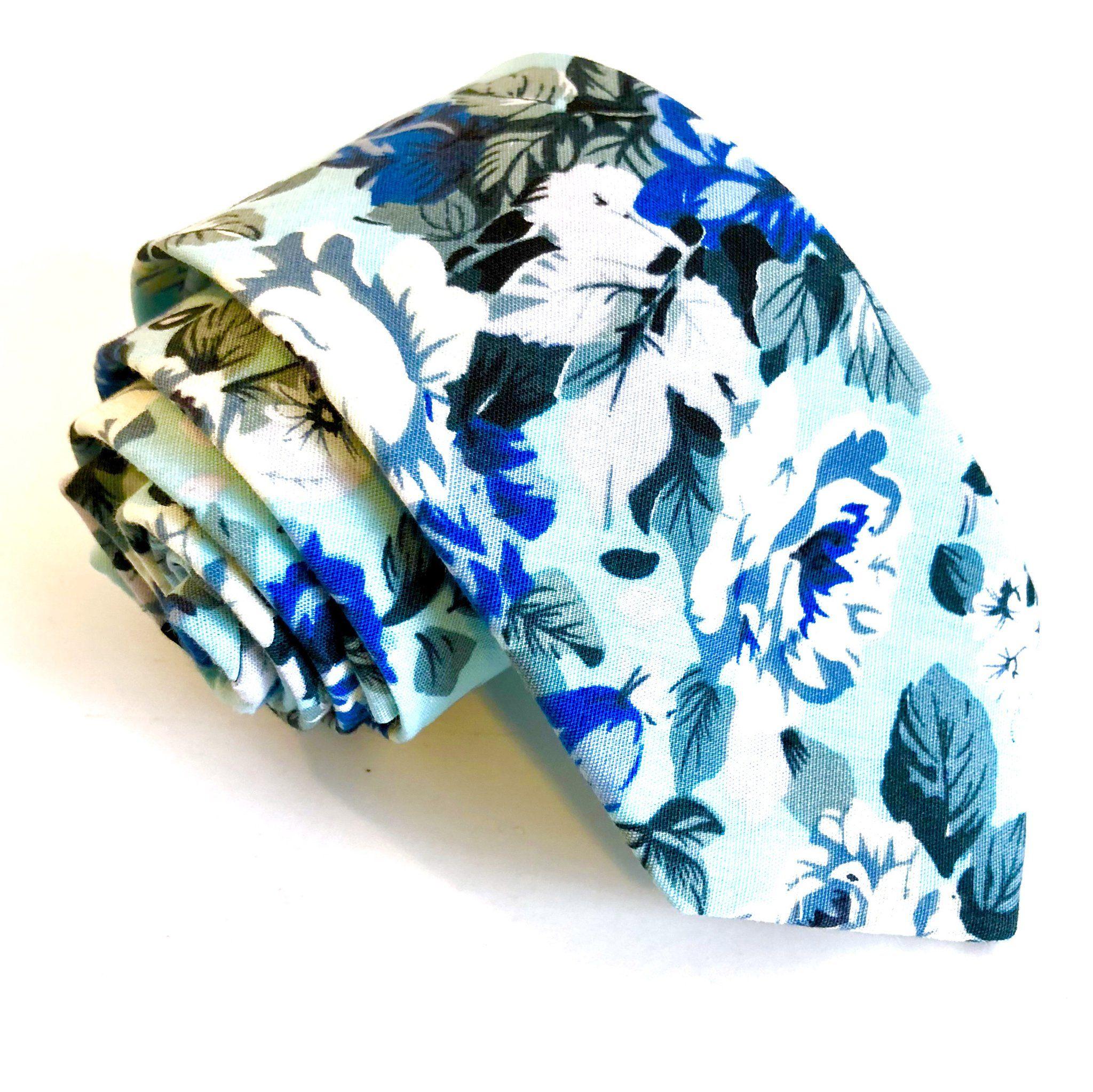 Felix Floral Tie Men's Fashion, Men's Fashion Accessories