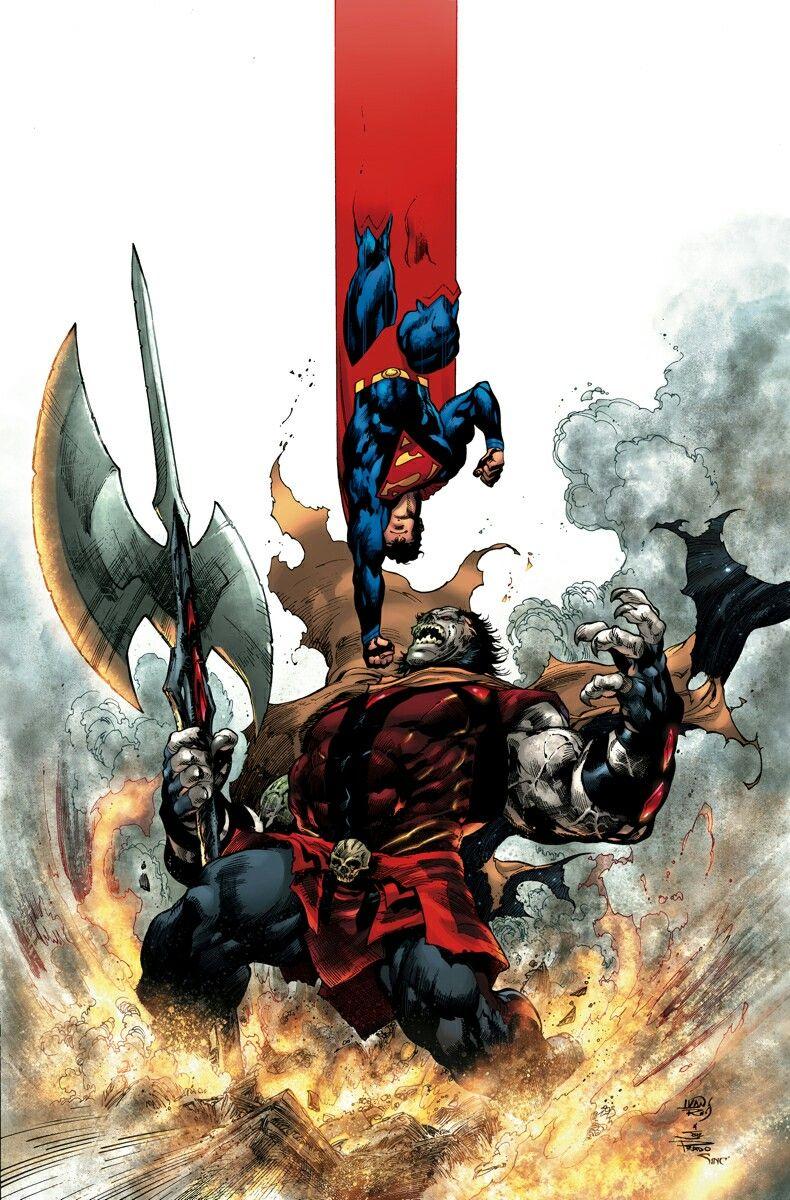 [Superman NEWS!] Superman dos Novos 52 voltará... - Página 6 8dd918a570520874576a1a736c363cf0