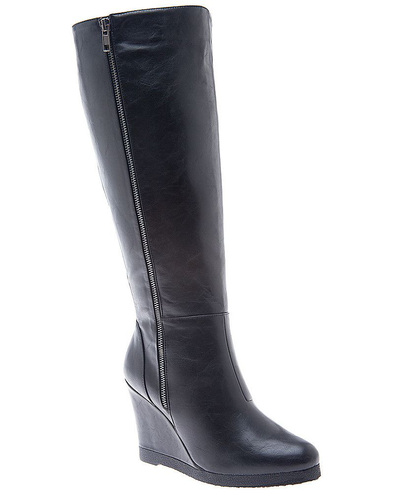 7 Pair of Wide Calf Boots Under $100 | Gray, The o'jays and Lane ...