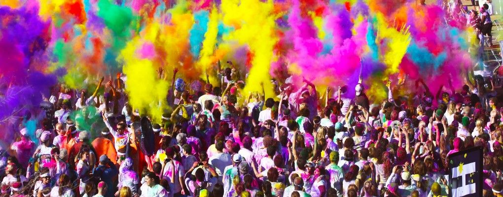 So ready for The Color Run in March