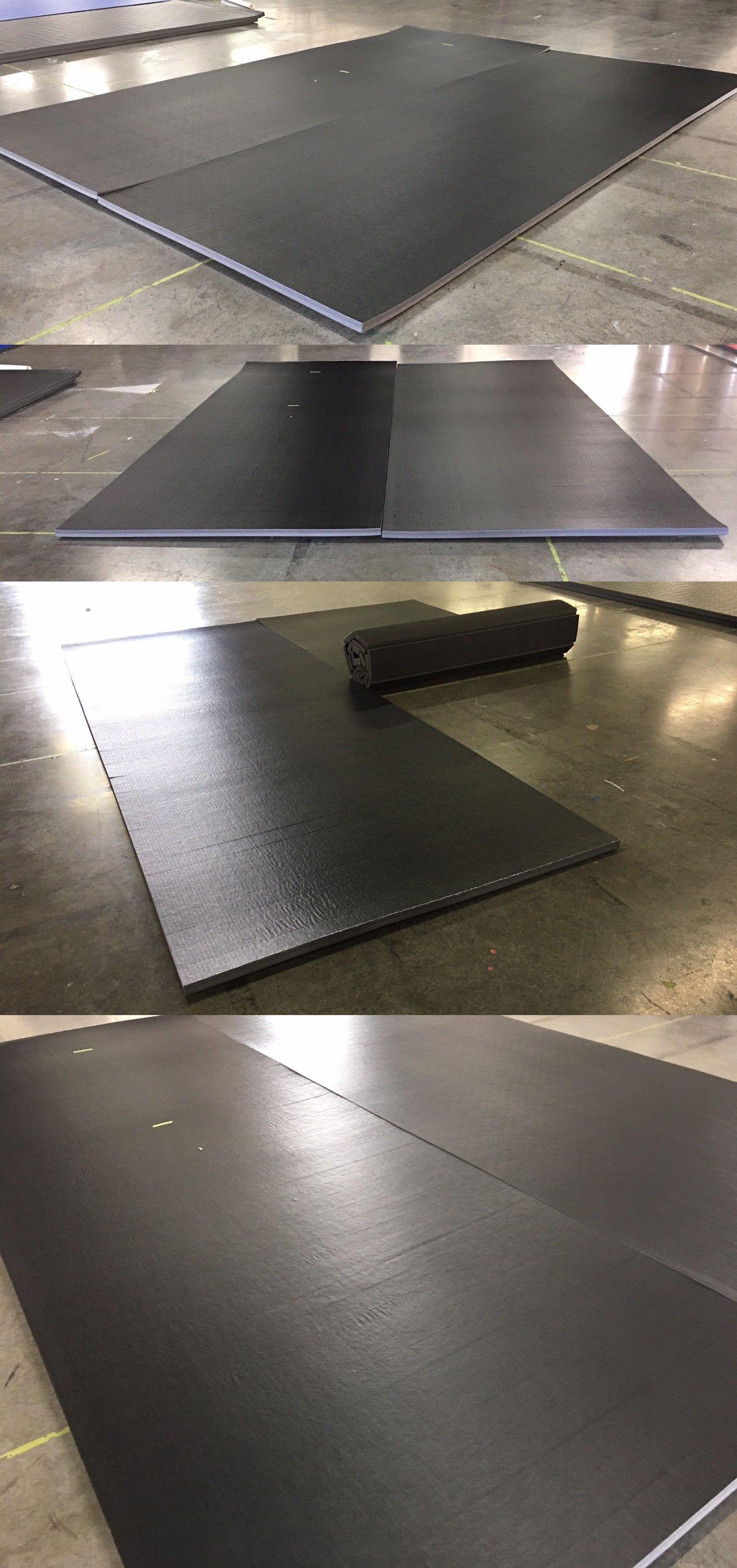 Floor Mats And Pads 179788 Ez Flex 12 X16 X1 5 8 Black Tatami