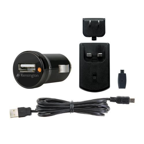 Kensington USB Car and Wall Charger for Smartphone  Black ** Find out more about the great product at the image link.