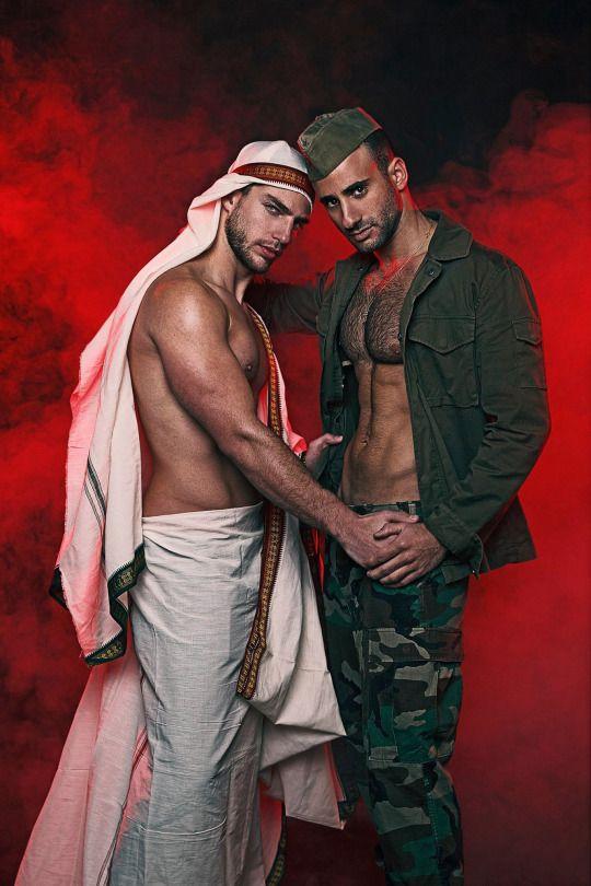 Gay arab love