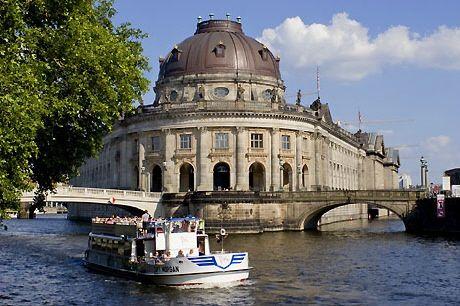 Bode Museum Museumsinsel Museum Island Berlin Germany
