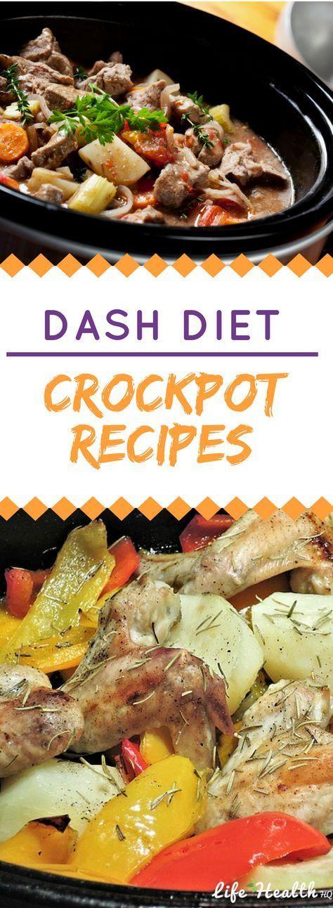 Photo of 18 DASH Diet Slow Cookers Rezepte für stressfreies Essen!