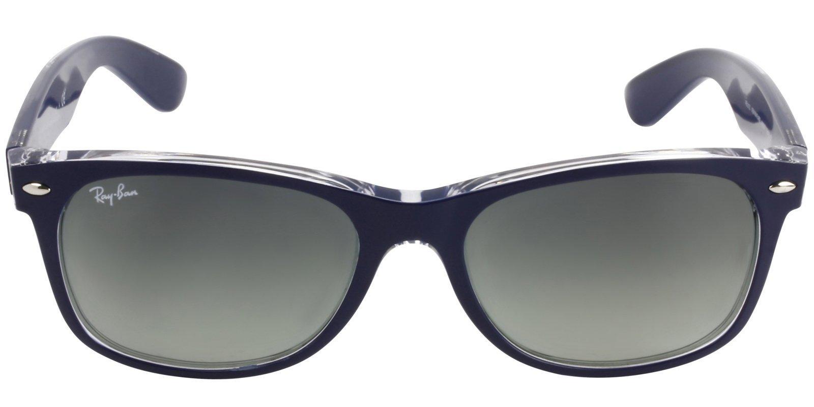 b8b884505a Ray Ban - New Wayfarer Blue - Gray sunglasses