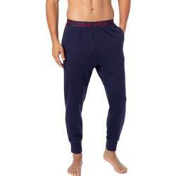 Calvin Klein Underwear Sweat-Hose Herren, Baumwolle, blau Calvin Klein