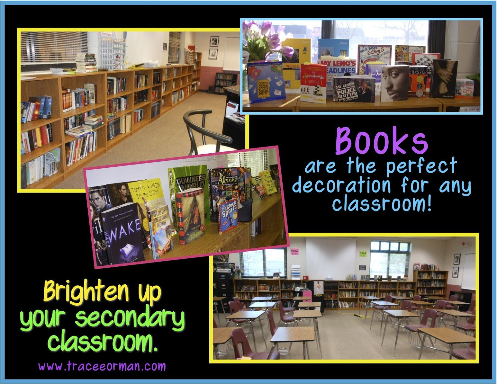 Add Books In Your Classroom Not Only Does It Encourage Literacy Its A Great