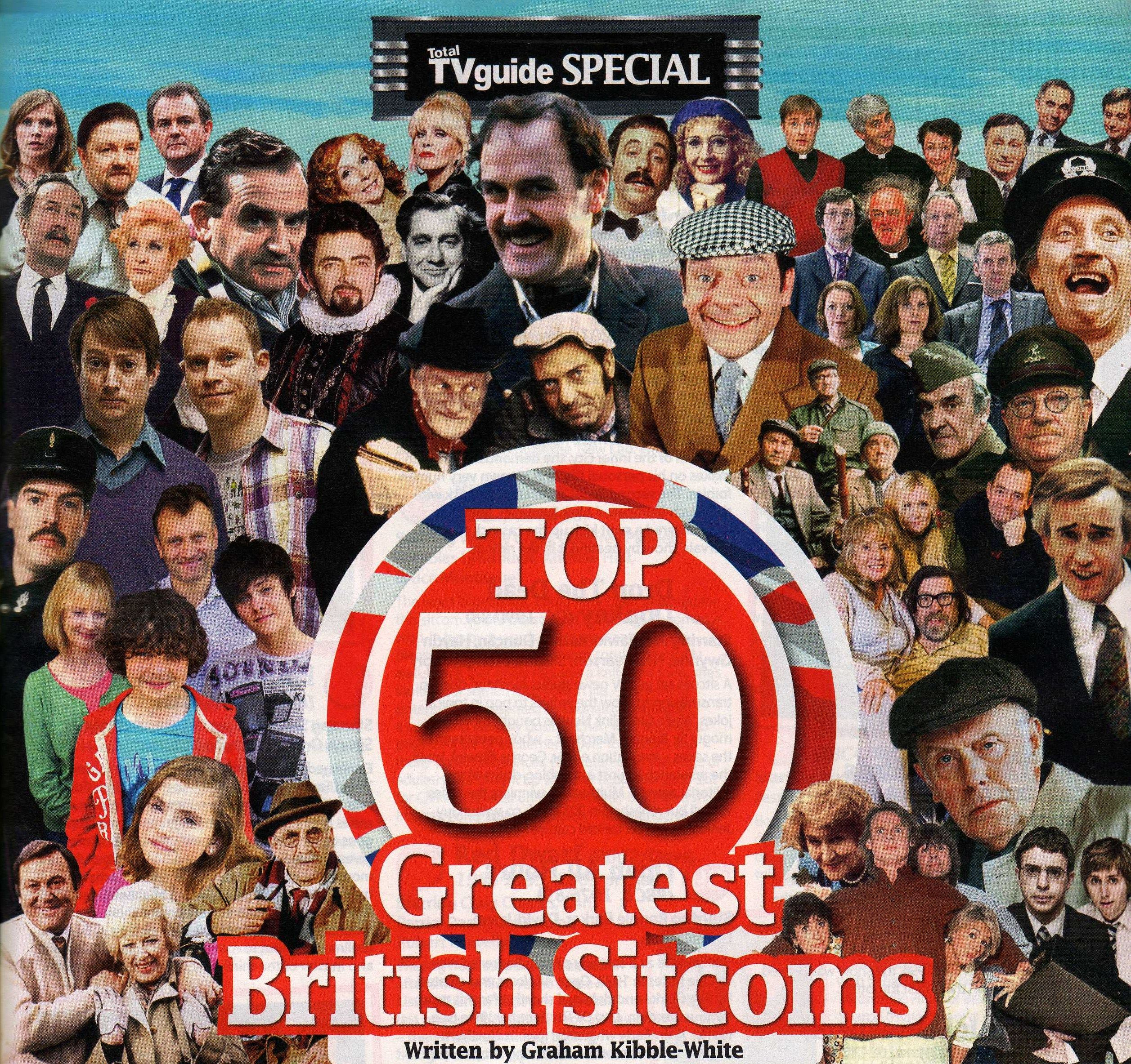 uks best loved british sitcoms - HD 2514×2367