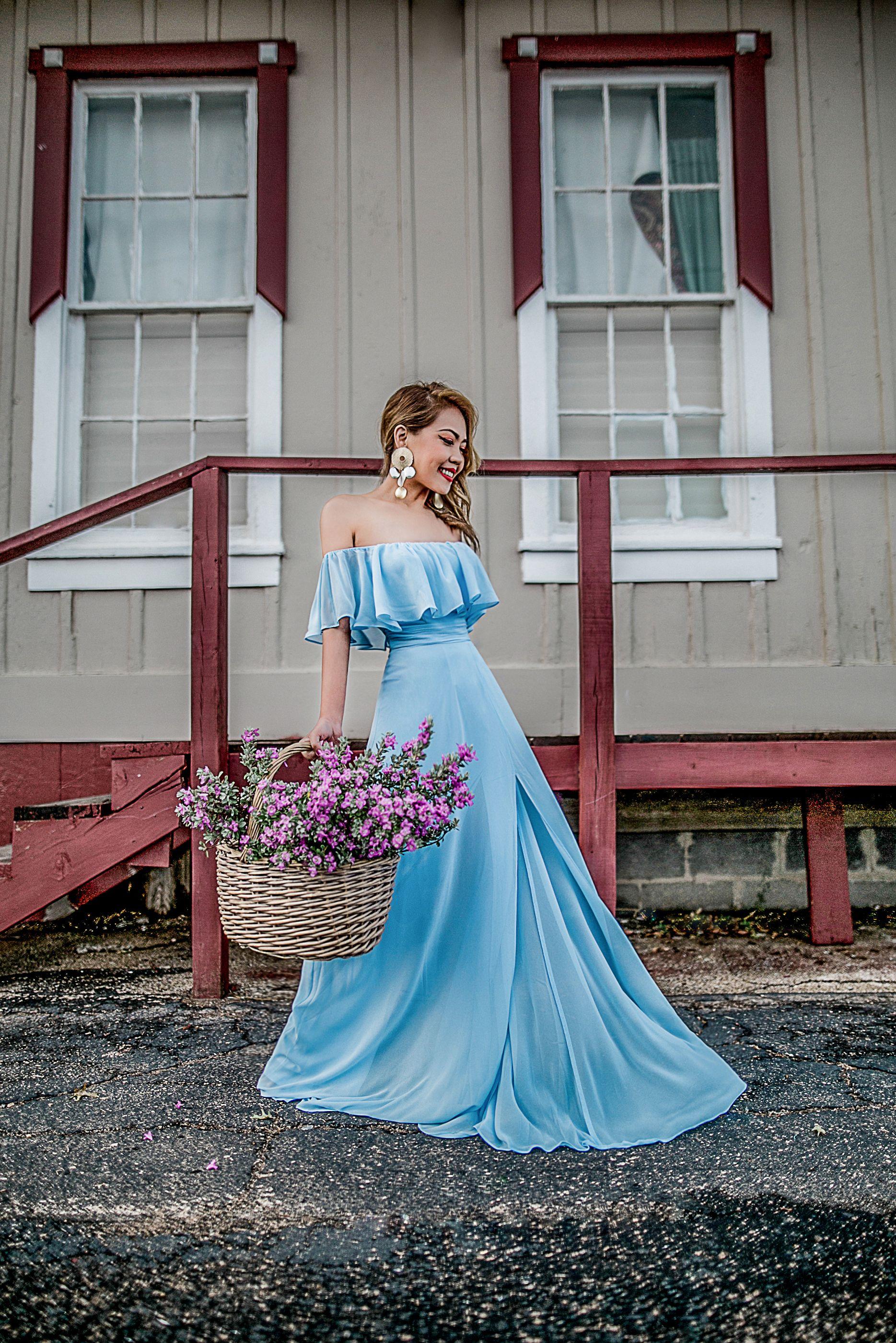 Off shoulder long bridesmaid dress bridesmaids dresses and wedding