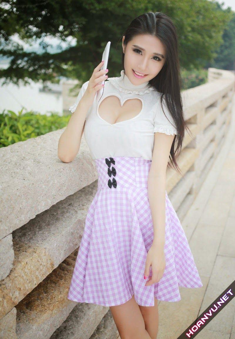 Yu Tai Ayu người đẹp sexy phong cách mới