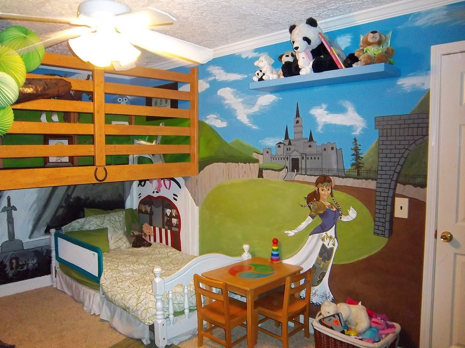 When Gamers Decorate: 19 Awesome Video Game Rooms  Mental Floss