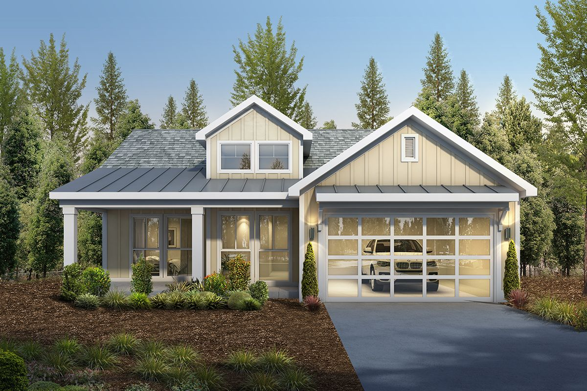 House Plan 7306 00014 Country Plan 1 419 Square Feet 2 Bedrooms 2 Bathrooms Brick House Plans House Plans Farmhouse Single Level House Plans