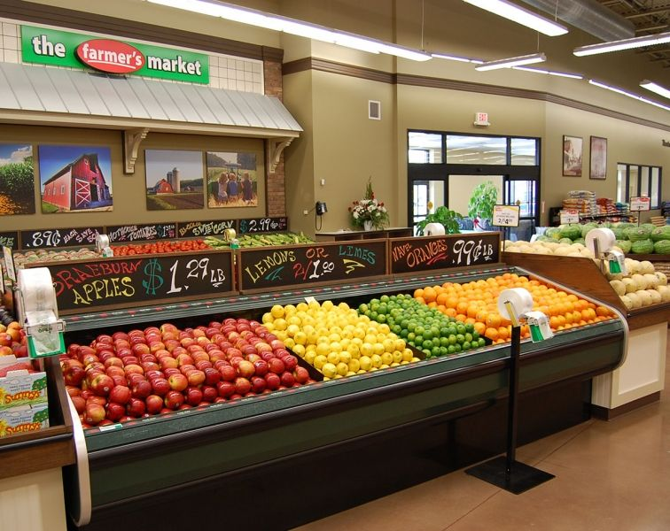 Nice Grocery Store, Supermarket Remodel Project Gallery | Grocery Store Design  Case Studies | Mehmert Store