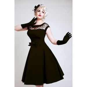 50s Pinup Clothing, Dresses, Costumes, Pinup Couture, Cheap ...
