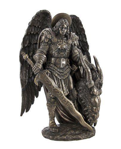 St Raphael Archangel Statue: Pin By Chris Bishop On Random In 2019